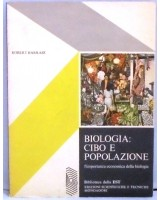 BIOLOGIA: CIBO E POPOLAZIONE.